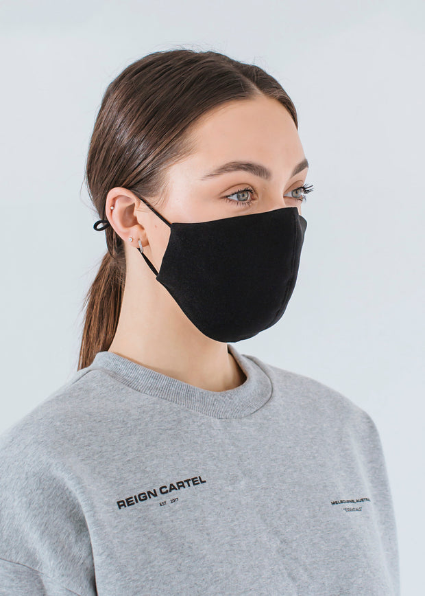 3 Layer Face Mask- Government Standard | Medium/Large Adult