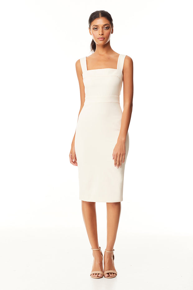 Emerson Midi Dress | Angel Wing