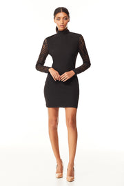 Florence Mini Dress | Black