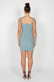 Zoe Mini Dress | Marine