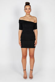 Kiki Mini Dress | Black
