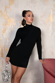Adreanna Mini Dress | Black