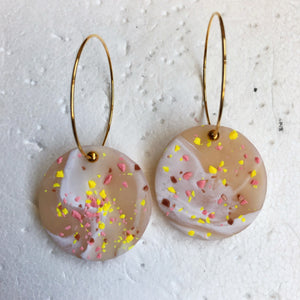 Standard Disc Single Dangles (Pop Rocks Party)