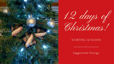 JUGGERNAUT ENERGY'S 12 DAYS OF CHRISTMAS SALE