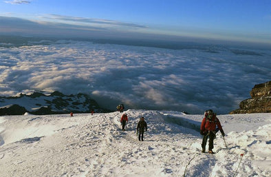 SEVEN SUMMIT CHALLENGE: CLIMBING TO THE TOP OF THE WORLD