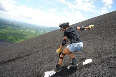 JUGGERNAUT THRILL LIST: VOLCANO SURFING