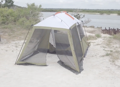 Product Review: Guide Series 5-8 Person Tent