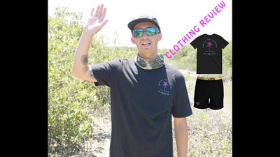 "Product Review: ""Embrace The Unknown"" tee and ""Wilderness Camo"" shorts"