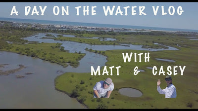 Adventure Series Episode #2: A Day On The Water