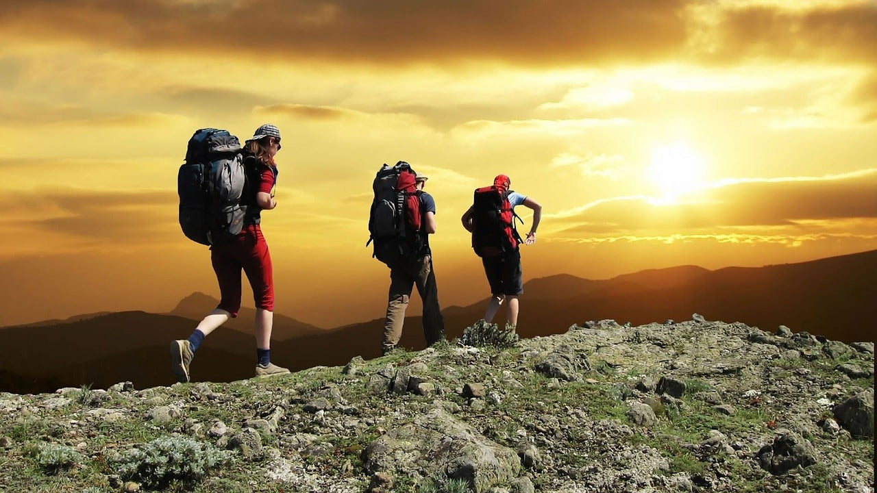 Shop Hiking Backpacks