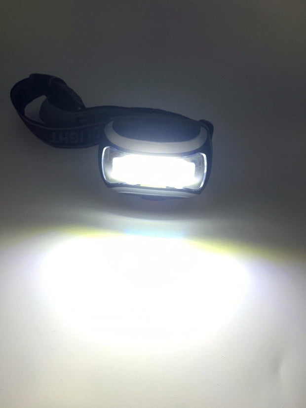 600 Lumen LED Headlamp