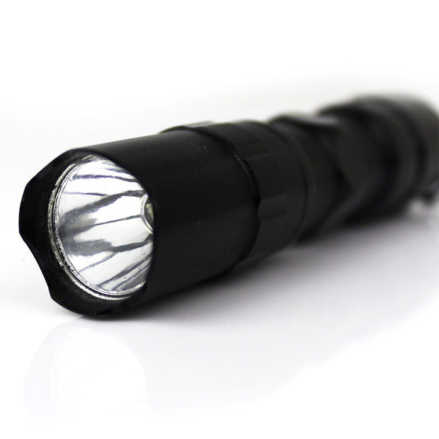 Mini Waterproof LED Tactical Flashlight