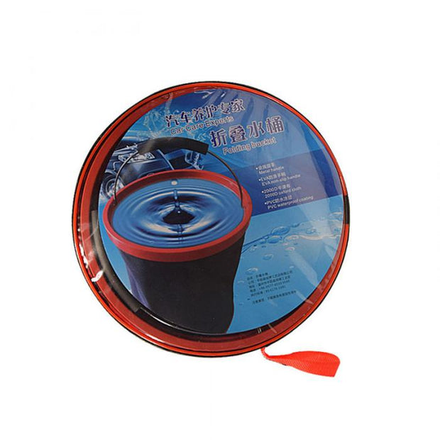 12 Liter Collapsible Bucket - Camping, Fishing, etc..