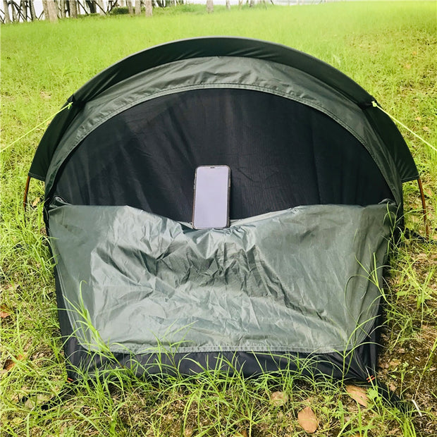 Ultralight Single Person Backpacking Tent