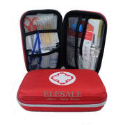 93 Piece First Aid Kit w/ Zippered Container - The Modern Travelers Store