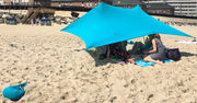 The Ultimate Beach Sun Shelter