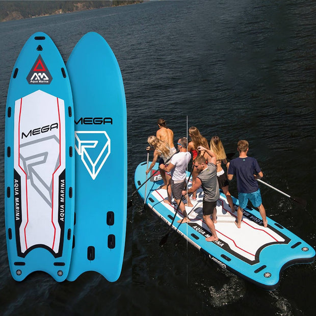 "Mega 18'1"" inflatable Paddle Board"