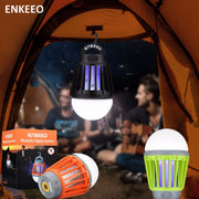 Portable Mosquito Lantern w/ LED light