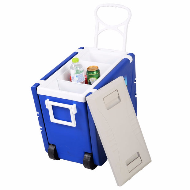 Multi Functional Rolling Cooler/Furniture Set - The Modern Travelers Store