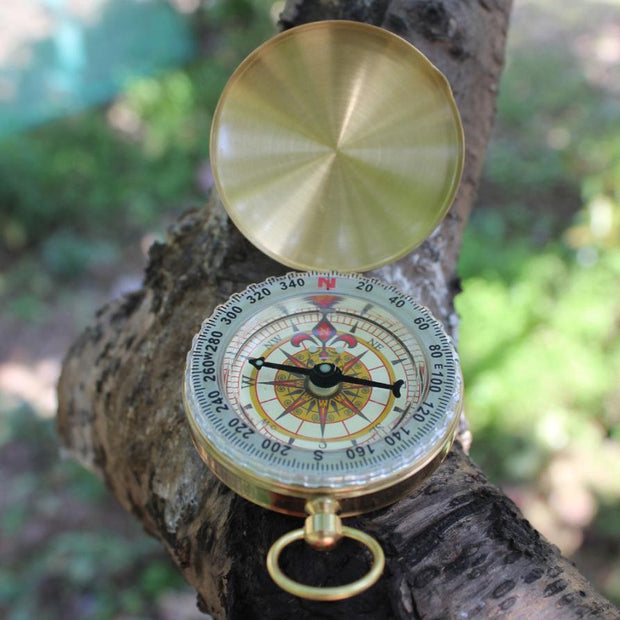 Glow In The Dark Compass
