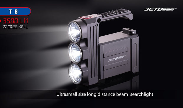 800m Waterproof Search Light- Professional Use