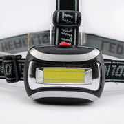 600lm LED headlamp