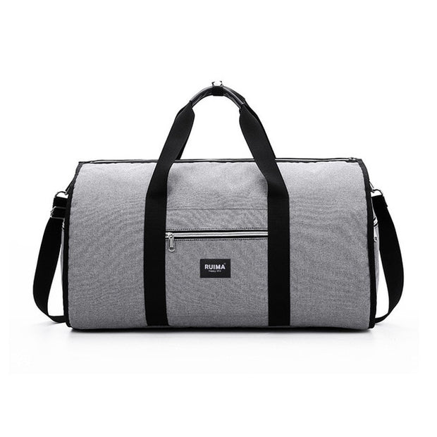 Luxury Suit Traveler Duffle- Travel w/ Wrinkle Free Suits - The Modern Travelers Store