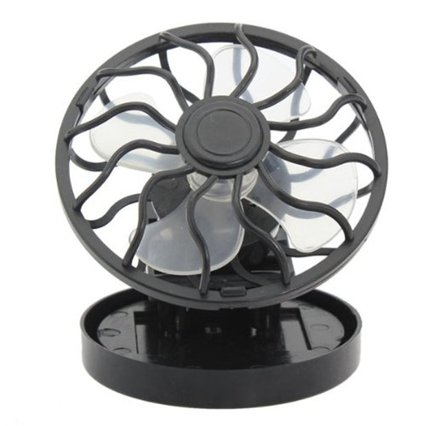 Mini Portable Solar Fan