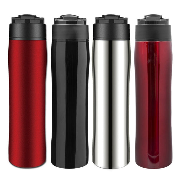 All-In-One French Press Thermos - The Modern Travelers Store
