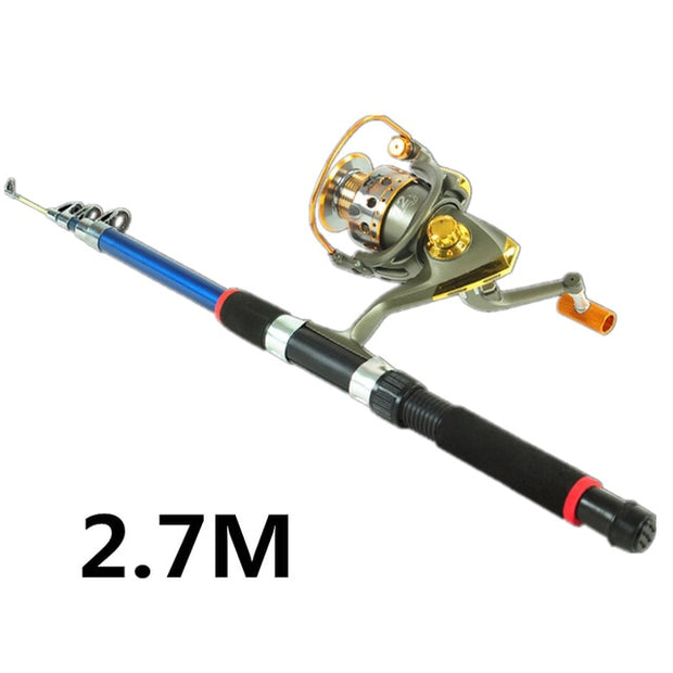 Pro Mini Fishing Pole