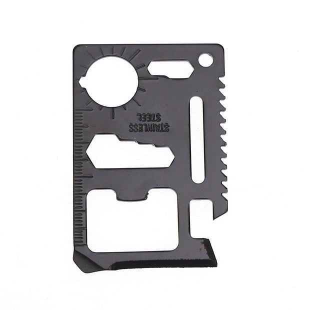 Multi Tool 11 in 1 Tactical Card