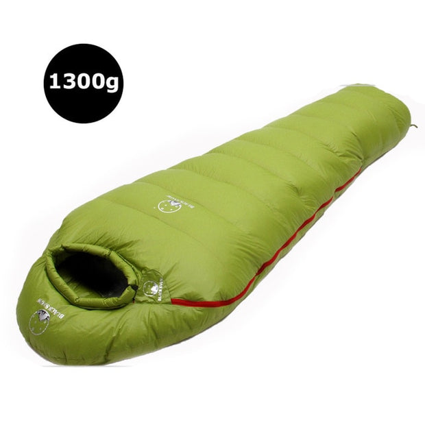 Fully Covering Sleeping Bag