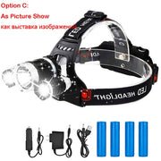 13,000 Lumen Headlamp