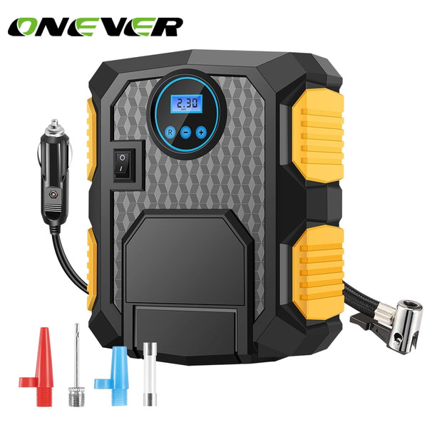 150PSI Air Compressor Car Tire Inflator - The Modern Travelers Store