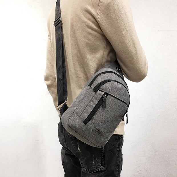 Canvas Messenger Bag - The Modern Travelers Store