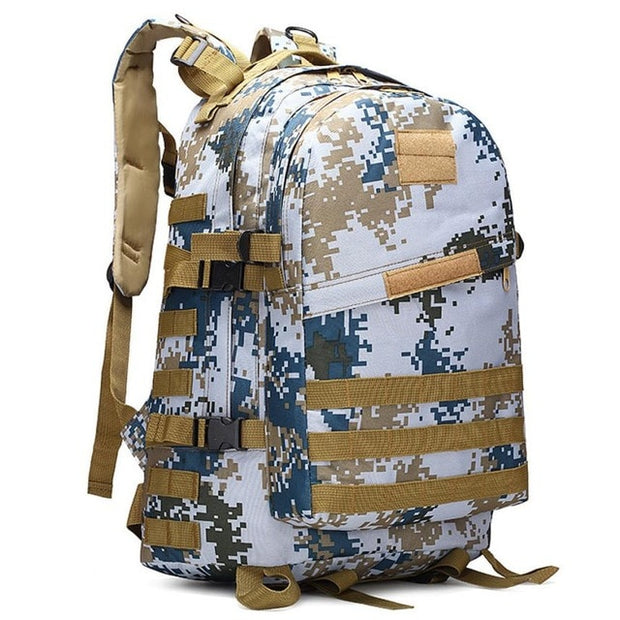 The Camo Classic Backpack- Many Pattern Options Available