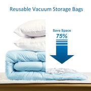 Premium Vacuum Bags w/ Include Pump
