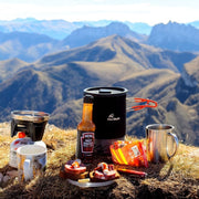 Backpacker Pro Cooking Stove