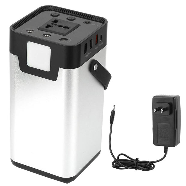 200W 52,500mAh Portable Battery Inverter