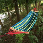 Luxury Stripped 2-Person Hammock
