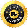 Free shipping storewide!