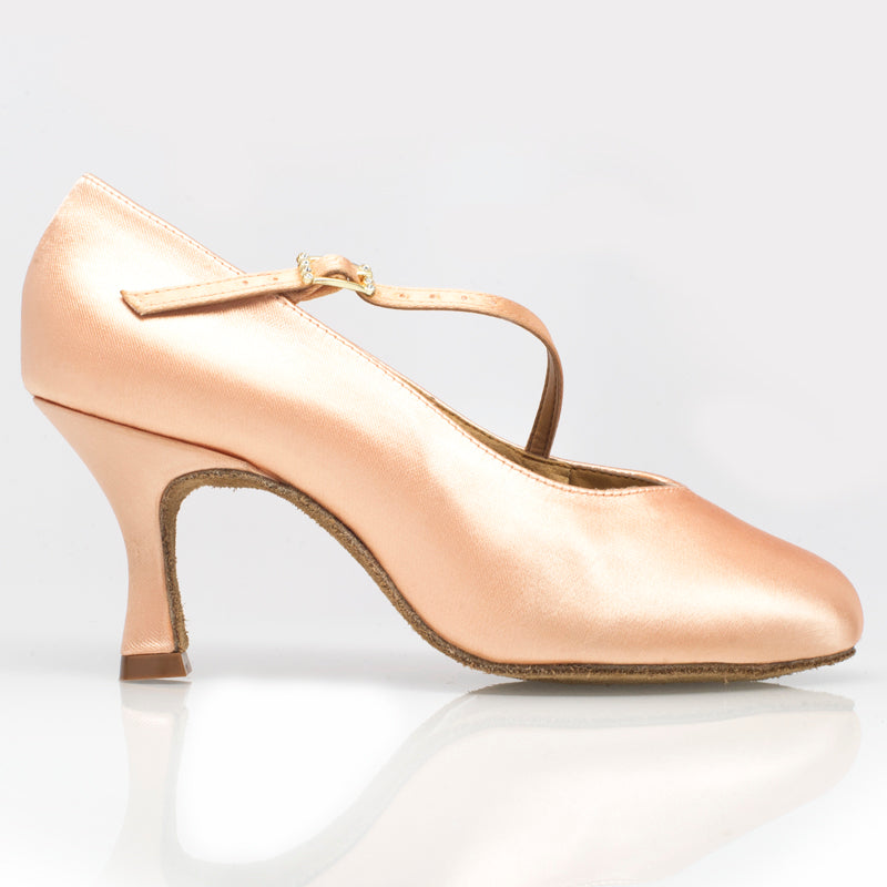 5f8889ee3d95 Ray Rose. Art Sport. Ladies Ballroom Dance Shoes-116 Rockslide B Light Flesh