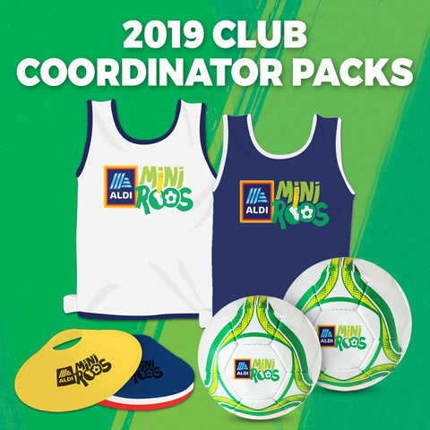 Club Coordinator Packs