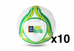 Football - Size 3 <br>(Pack of 10)