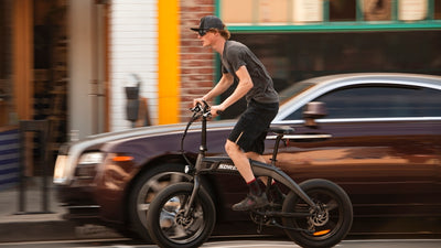 SDREAM X Folding eBike