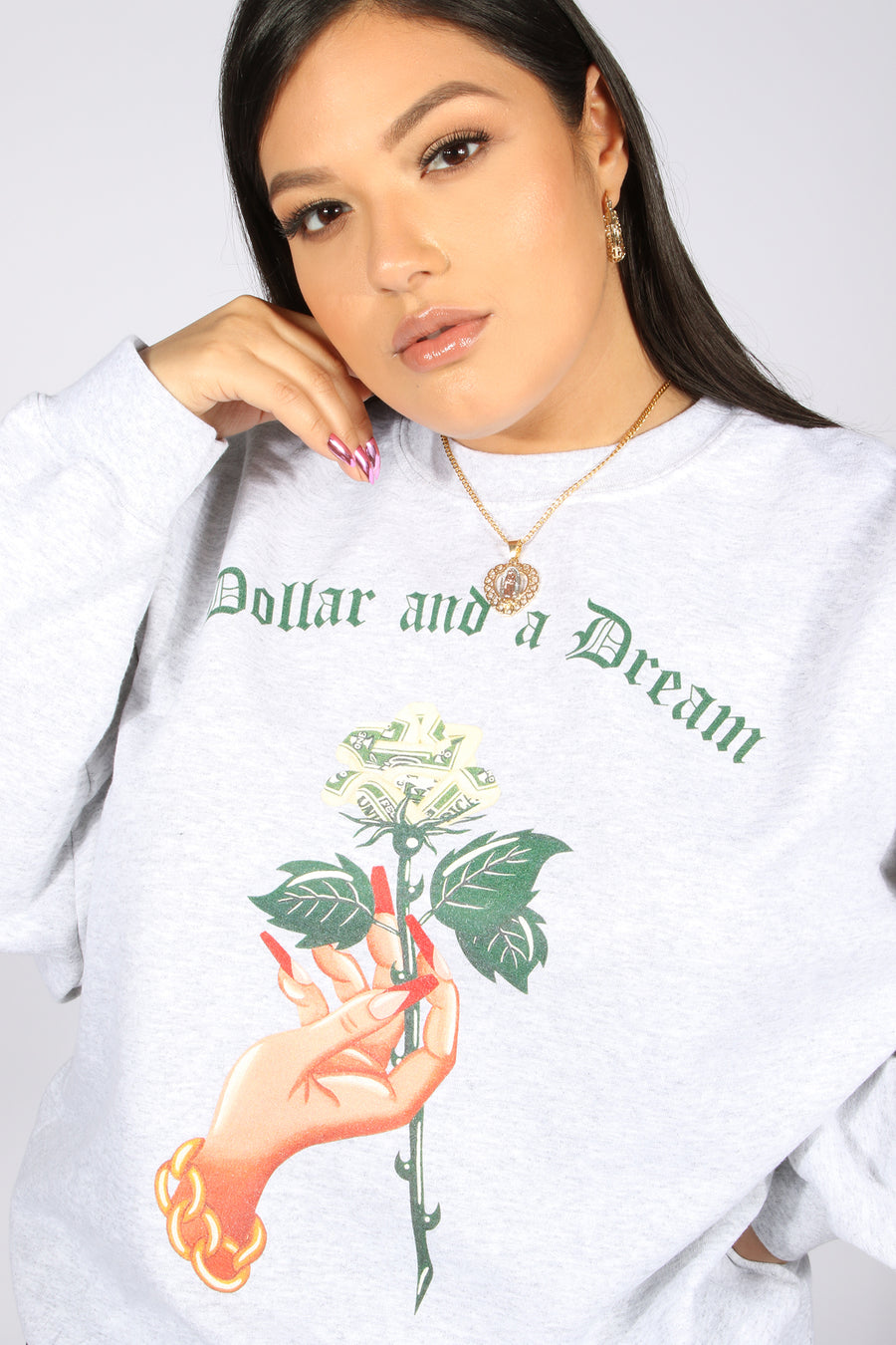 Dollar & A Dream Sweater