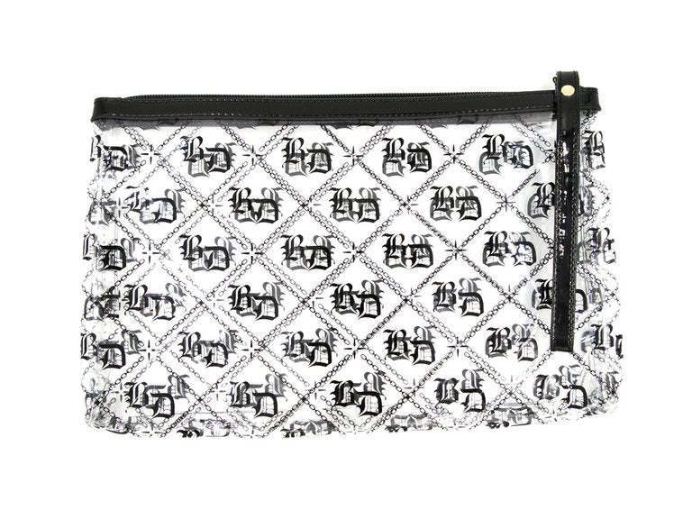 BD Clear Clutch - Black