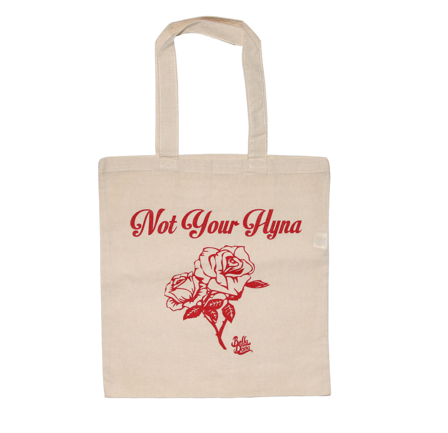 Not Your Hyna Tote Bag