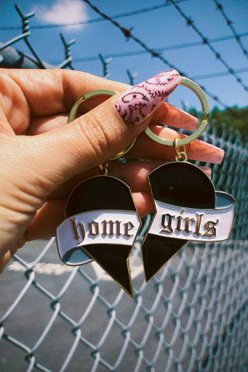 Homegirls Jumbo Keychain Set
