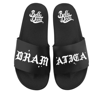 Dramática Slides - Black